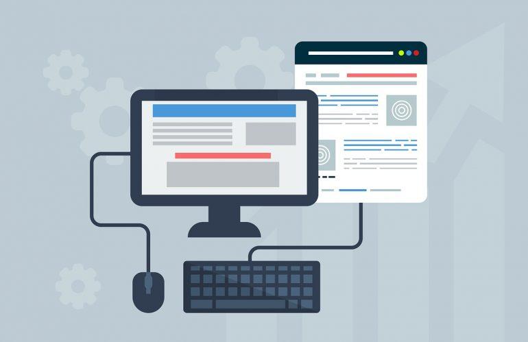 Le webdesign: un élément important lors de la création d'un site